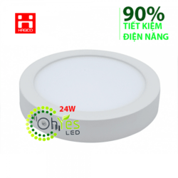 LED ỐP TRẦN 24W
