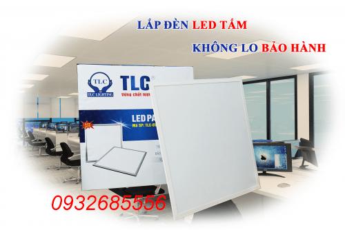 ĐÈN LED PANEL Plus TLC 300X300