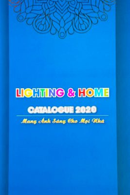 ĐÈN TRANG TRÍ LIGHTING AND HOME 2020
